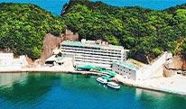 3.ホテル浦島に到着